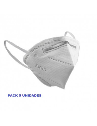 Pack 5 Unidades Mascarilla...