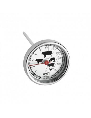 Termómetro Esfera Inox para Carne