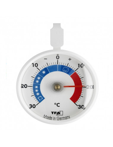 Termómetro para frigorífico y congelador